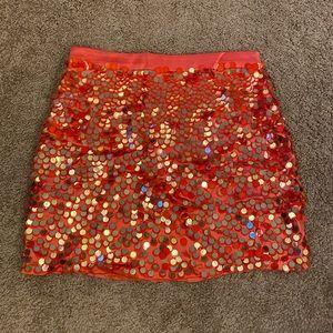 Alice and Olivia Sparkle skirt